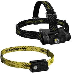 Nitecore HC60 Rechargeable Headlamp 1000Lm w/ NU20 Rechargea