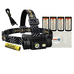 Nitecore HC65  USB Rechargeable Headlamp - White/Red/High CR