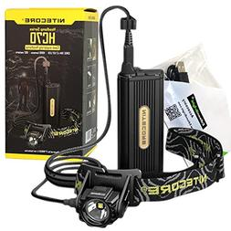 NITECORE HC70 1000 Lumen CREE LED Headlamp with detached Bat