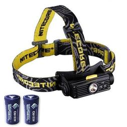 Nitecore HC90 Rechargeable XM-L2 LED Headlamp - 900 Lumens w
