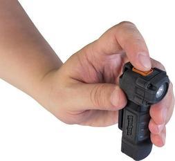 """Energizer HCMU11E Black 3.5"""" Water Resistant Hardcase Flashl"""