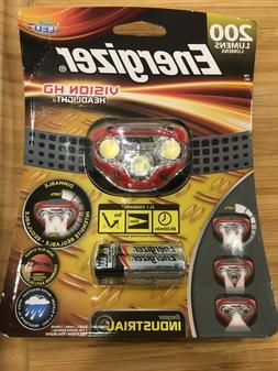 Energizer HDB32E Vision HD LED Headlight w/Batteries 200 Lum
