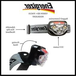 energizer HDDIN32E AA Vision HD+ Focus LED Headlight