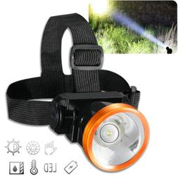 head torch led rechargeable headlamp flashlight headlight