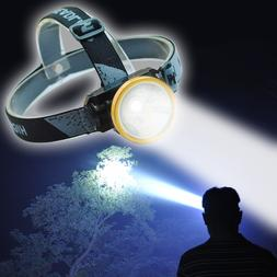 Odear Head Torch LED Rechargeable Headlamp Flashlight Headli