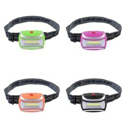 Headband For Bicycle Camping Hiking Waterproof 3 Modes Head