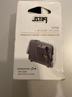 Petzl Headlamp Battery - ACCU REACTIK, REACTIK +, rechargeab