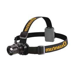 headlamp black flashlight torch hands free