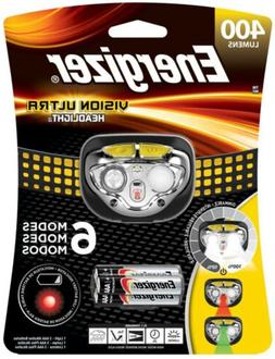 Energizer LED Headlamp, Vision Ultra Head Lamp Flashlight wi