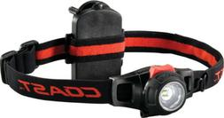 Coast Headlamp Features Variable Light Technology dimming fu