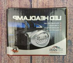 LED Headlamp Flashlight with Red Lights for Running, Camping