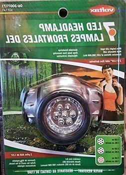 Meridian Point LED Headlamp with Adjustable Strap