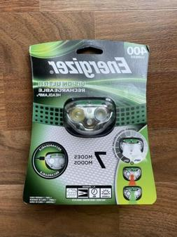 Energizer Headlamp rechargeable 400 Lumens Mechanic