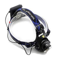 LED Headlamp Super Bright Waterproof - Genwiss Head Lamp 500
