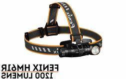 Headlamps - Fenix HM61R Rechargeable Headlamp , USB Recharge