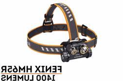 Headlamps - Fenix HM65R 1400 Lumens , USB Rechargeable Headl