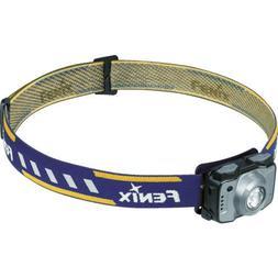 Fenix Flashlights, HL12 LED Headlamp, Rechargeable, Gray