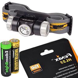 Fenix HL23 150 Lumen light weight CREE XP-G2 R5 LED Headlamp