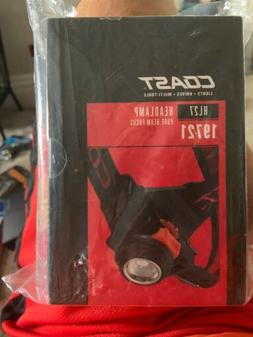 COAST Hl27 Led Headlamp with Pure Beam Focusing, Black