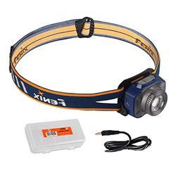 Fenix HL40R 600 Lumen Focusable Flood/Spotlight LED Recharge