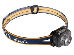 Fenix Flashlights, HL40R LED Headlamp with Battery, Gray