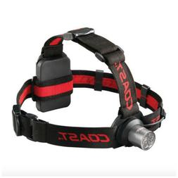 Coast - HL5 Headlamp, 3 AAA Batteries, 175 Lumens