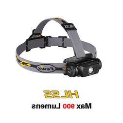 New Fenix HL55 Cree XM-L2 U2 LED 900 Lumens LED Flashlight Headlight Headlamp
