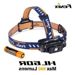 Fenix HL60R Rechargeable LED Headlamp Headlight 950 Lumens N
