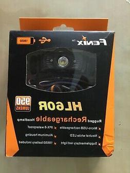 Fenix HL60R Rugged LED Rechargeable Waterproof Headlamp 950