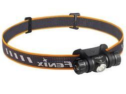 Fenix HM23 240 Lumens LED Headlamp, Batteries, 180 Degree Ad