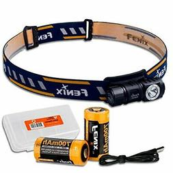 Fenix HM50R 500 Lumens Multi-Purpose Compact LED Headlamp Fl