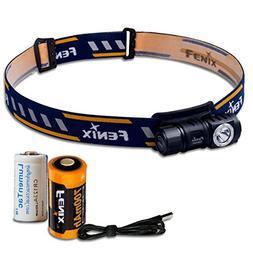 Fenix HM50R 500 Lumens Multi-Purpose Compact LED Headlamp Fl
