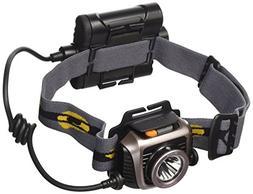 Fenix HP15 UE 4AA Headlamp w/Batteries,900 Lumens,Gray HP15U