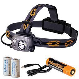 Fenix HP25R 1000 Lumen USB Rechargeble Spotlight Floodlight