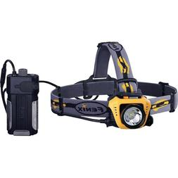 Fenix Flashlights HP30 900-Lumen Headlamp, Grey