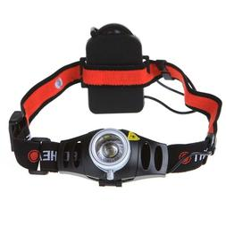 hunting Portable Zoomable LED Headlight Ultra Bright <font><