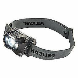 PELICAN Industrial Headlamp,LED,Black,3.4 oz., 2760