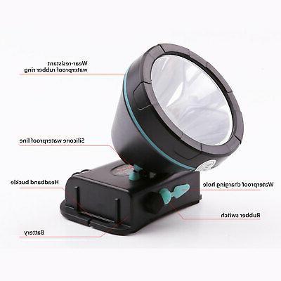Super Bright Rechargeable Headlight Lumens