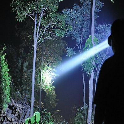 Super LED Headlamp Rechargeable Torch Lumens for