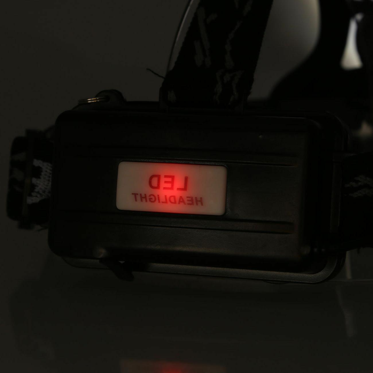 900000LM Headlamp LED