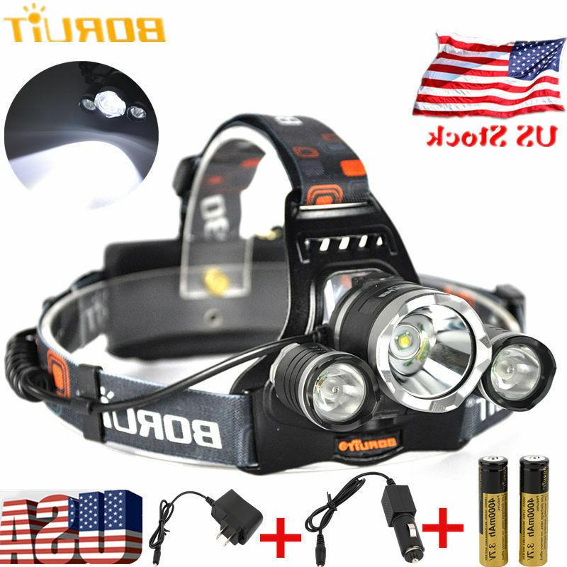 16500 lumen headlamp cree 3x l2 led
