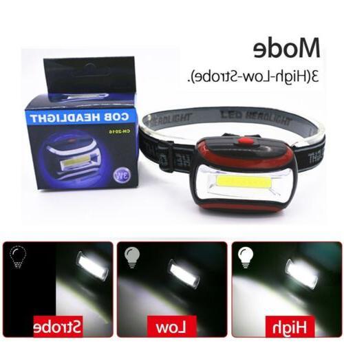 2.1oz Headband Light Modes LED