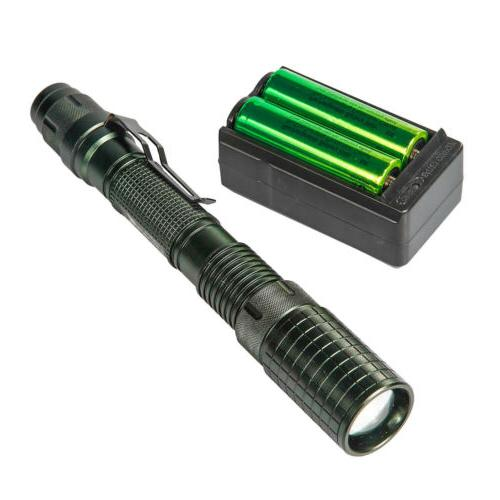 2 Flashlight T6 + Charger