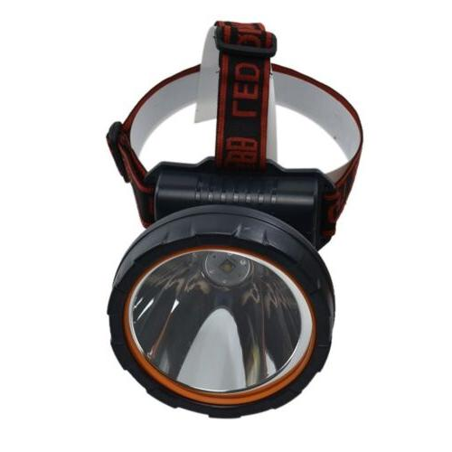 2X Headlamp Headlight Camp Fishing Outdoor