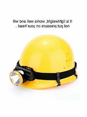 Hestya 30 Headlamp Clips for Various Helmets, Black