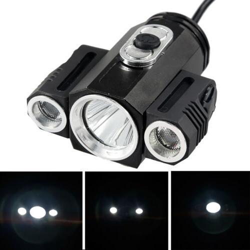 35000Lumens Bike Front Headlamp Rechargeable