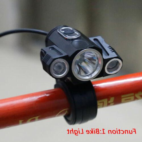 Front Rechargeable Super Bright