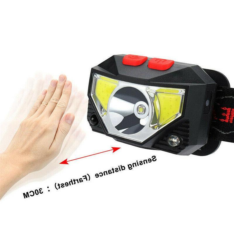 4x 85000Lm LED Headlight Lamp Torch