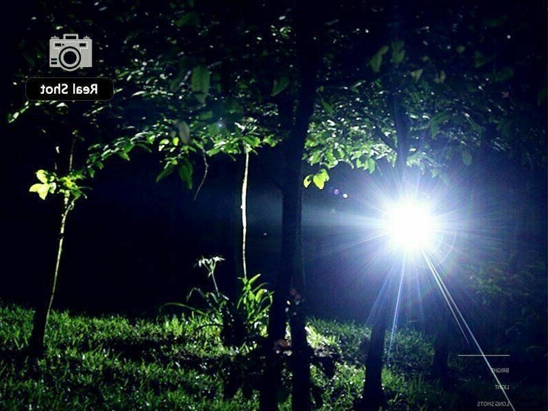 4x 85000Lm Motion LED USB Headlight Lamp Torch