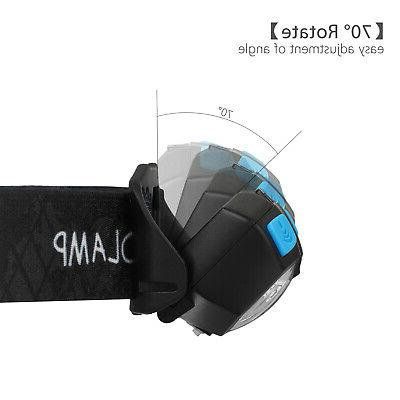 5000LM Motion Head Headlight